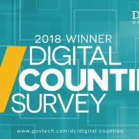 Digital Counties Survey - 2018 Winner