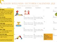 Walker Wellness Center - October 2021