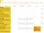 Walker Wellness Center - September 2021