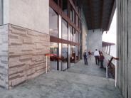 Mono County Civic Center rendering