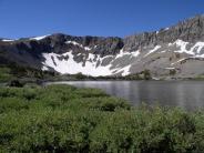 20 Lakes Basin - Lee Vining