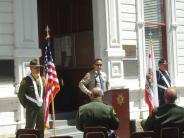 CHP Honors those fallen