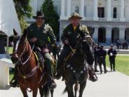 Mounted Patrol - CA Peace Officers Memorial Event
