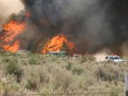 Larson Fire (Coleville) June 2007