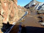 Walker River Flood (Hwy 395) 1997