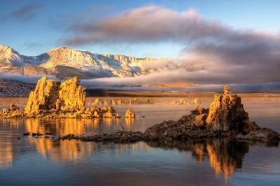 Photo of Mono Lake