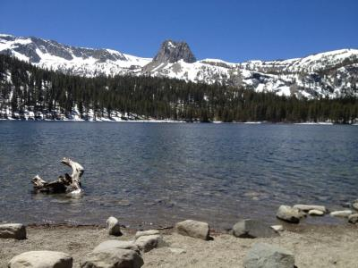 Mammoth Lakes scenic photo