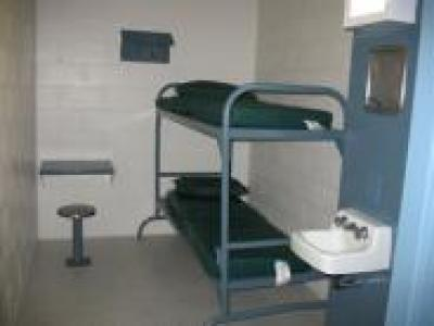 Maximum Security Jail Cell