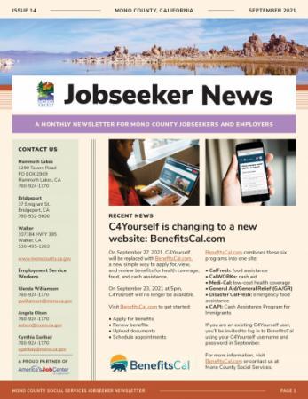 Jobseeker News - September Thumbnail