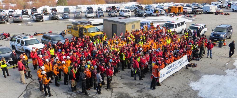 Mono county search and rescue