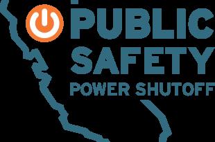 Public Safety Power Shutoff logo